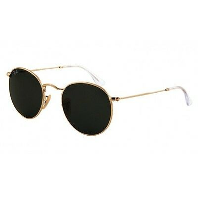Sonnenbrille Ray Ban Round Metal - RB3447 001 47 RAYBAN