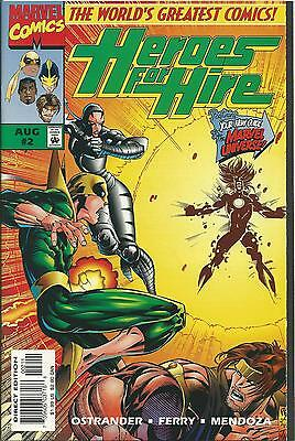 Heroes For Hire #2  (Marvel) 1997