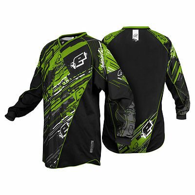 Planet Eclipse Rain Jersey - Lizzard - Paintball