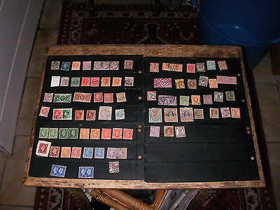 Stamps Victorian to George 6 , GB and Commonweath