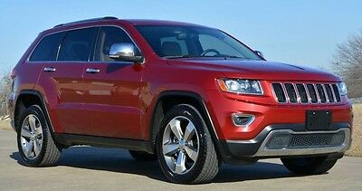 2014 Jeep Grand Cherokee Limited 2014 Grand Cherokee Limited Manufacturer Buyback In Warranty Save THOUSANDS!