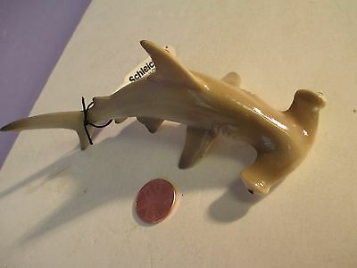2007 Schleich HAMMERHEAD SHARK with tag