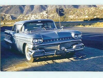 Unused Modern postcard SHOWING 1958 OLDSMOBILE 98 CAR o8475