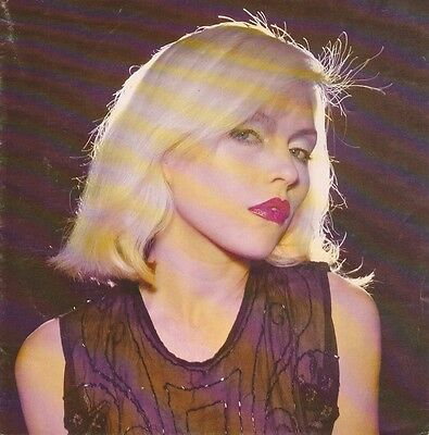 BLONDIE Ultra Rare 1977 Private Stock PROMO VALENTINE Used To Promote 1st LP