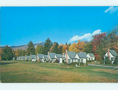 Unused Pre-1980 INDIAN HEAD MOTEL North Woodstock New Hampshire NH n8669-12