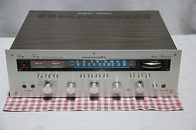 """MARANTZ Twenty Two 22 """"Forty Forty"""" Stereo Receiver,  Professionally tuned up!"""
