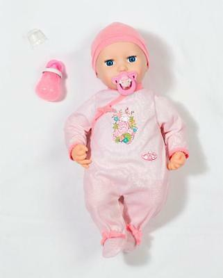 Zapf Baby Annabell Mia so Soft Puppe Stoffpuppe Spielzeug Kinder Softpuppe