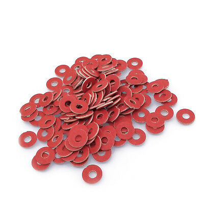 US Stock 200pc Motherboard Insulating Fiber Washers For M3 6/32 Kadee 208 Washer