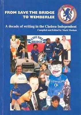 Chesea Book From Save The Bridge To Wemberlee Champions League  Antonio Conte