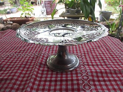 Vintage Cake Stand, by Renown A1 Quality 22.5 cms across High Teas!