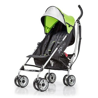 Summer Infant 3Dlite Convenience Stroller  Lime