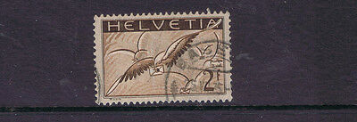 Switzerland Helvetia 1923-40 AIR 2F top value used (a)