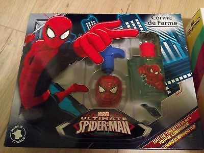 CORINE DE FARME : Marvel Spiderman - Coffret Cadeau Enfant