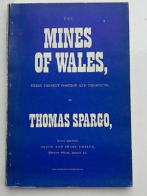 Mines Of Wales By Thomas Spargo