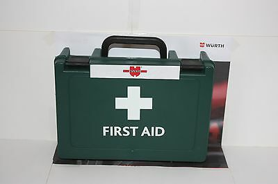 Wurth 1 - 10 Person HSE Workplace Home First Aid Workplace / Home / Car.