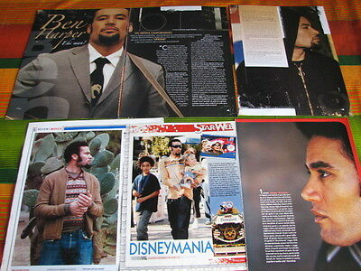 Ben Harper 16 Italian Magazine Clippings Articles