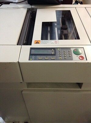 Duplo Docucutter DC-545 - Creasing, trimming and slitting machine