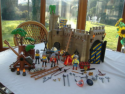 Playmobil Castle Action Set with Catapult (3030)