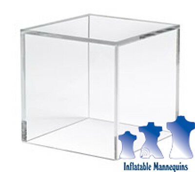 "MS54 - 6"" Clear Cube"