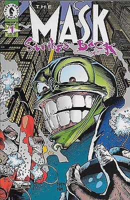 The Mask strikes back No.1 / 1995 John Arcudi & Doug Mahnke