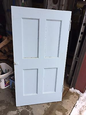 Antique Cabinet Door