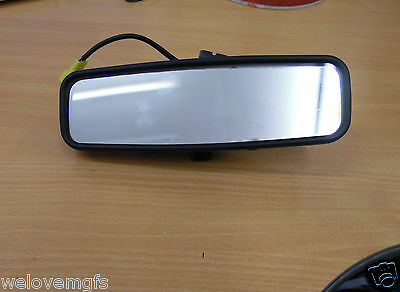 MG/MGF/MG TF/MGTF Rover 25 45 MG ZR ZS Interior Rear View Mirror With Map Lights