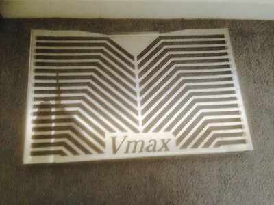 Yamaha Vmax 1200 Radiator Grille Cover