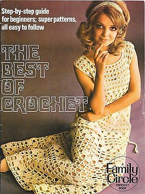 Family Circle The Best of Crochet