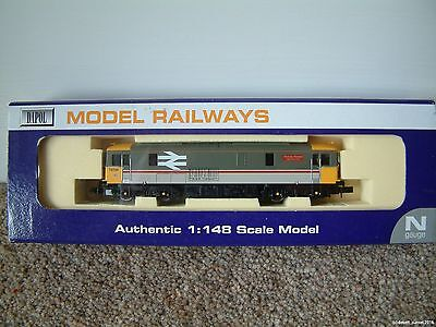 Dapol Loco ND-007 INTERCITY EXECUTIVE 73134 Boxed N Gauge New Train Locomotive