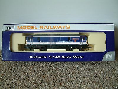 Dapol Loco ND-012a CITY OF WINCHESTER South East N Gauge New Train Locomotive