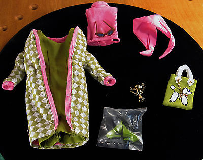 Vintage Reproduction Barbie Doll Poodle Parade Outfit Complete Repro Not Display
