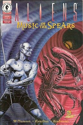 Aliens: Music Of The Spears #3 (Of 4) (Dark Horse) Nm-