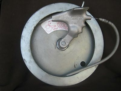 LINDSEY WIRE PULLER Flat Steel Fish Tape Electrician Construction Tool USA