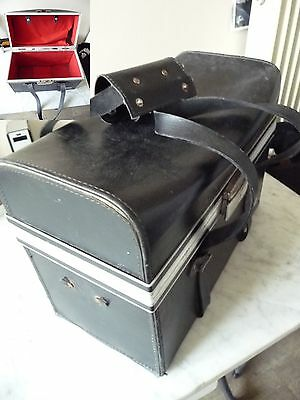 Grande Saccoche Valise Photo Rigide-Vintage