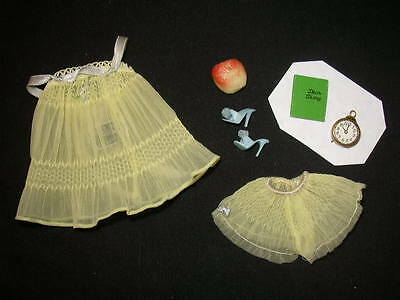 Vintage 1959 BARBIE Doll SWEET DREAMS Outfit - NEAR COMPLETE