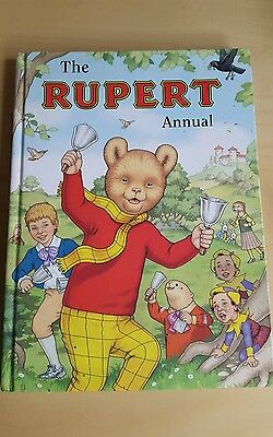 The Rupert Annual no 68 unclipped BNEW condition