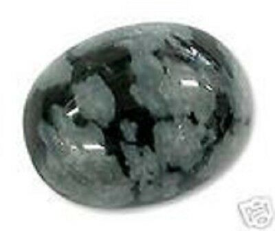 Best SNOWFLAKE OBSIDIAN Oval Cabochon 10x8 mm