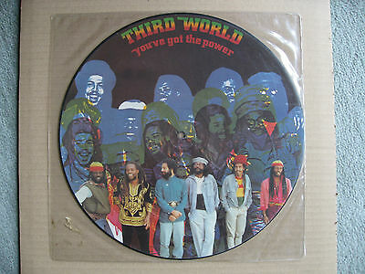 Third World – You've Got The Power – LP Picture Disc – CBS 11 85563