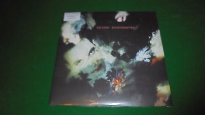 """The Cure - Disintegration - New Sealed - Remastered Double 12"""" Vinyl Lp"""