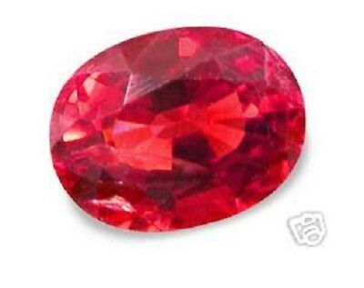 Best Purple Red RHODOLITE GARNET 5x4 mm Oval Cut