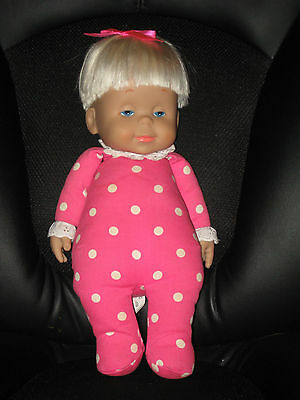 Drowsy Doll 1999 Talking Drowsy Says 6 Phrases Works,sounds Great And Clean