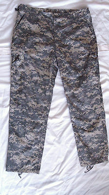 Mil-tec Water Proof Army Issue Flecktarn Combat Trousers Size 3XL