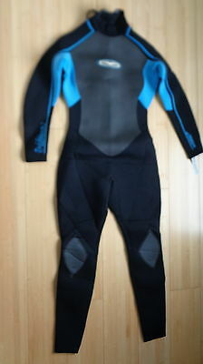 Gul Ladies Full-Length Wetsuit - 5/3 Response - Size UK 14 - NEW with Tags