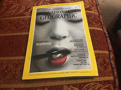 National Geographic July 1987