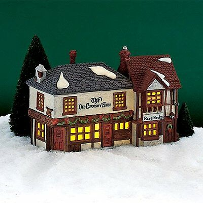 Dept 56 Dickens Village ~ The Old Curiosity Shop ~ Mint In Box 59056