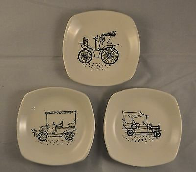 Midwinter Stylecraft  Pin Dishes x 3 Terence Conran designed - 1950s