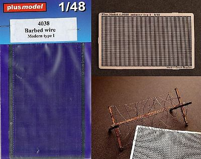 Plus model Nr.4038 Barbed Wire Modern Type-1 1/48