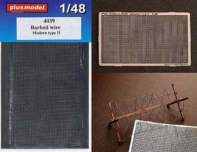 Plus model Nr.4039 Barbed Wire Modern Type-2 1/48