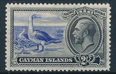 [34613] Cayman Islands 1935 Good stamp Very Fine MH Value $80