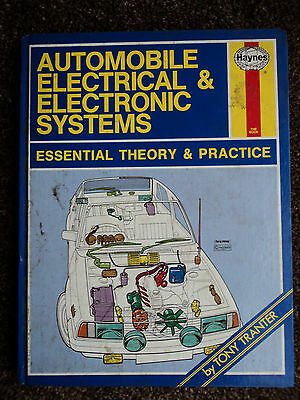 Haynes Automobile Electrical & Electronic Systems Manual           FREE POSTAGE